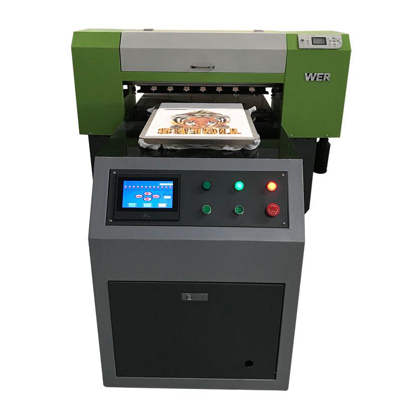 2018 yeni ürün 8 renkler inkjet a1 6090 uv flatbed yazıcı