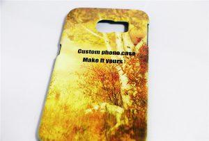 A2 D4880UV Small UV Printer print sample-phone case