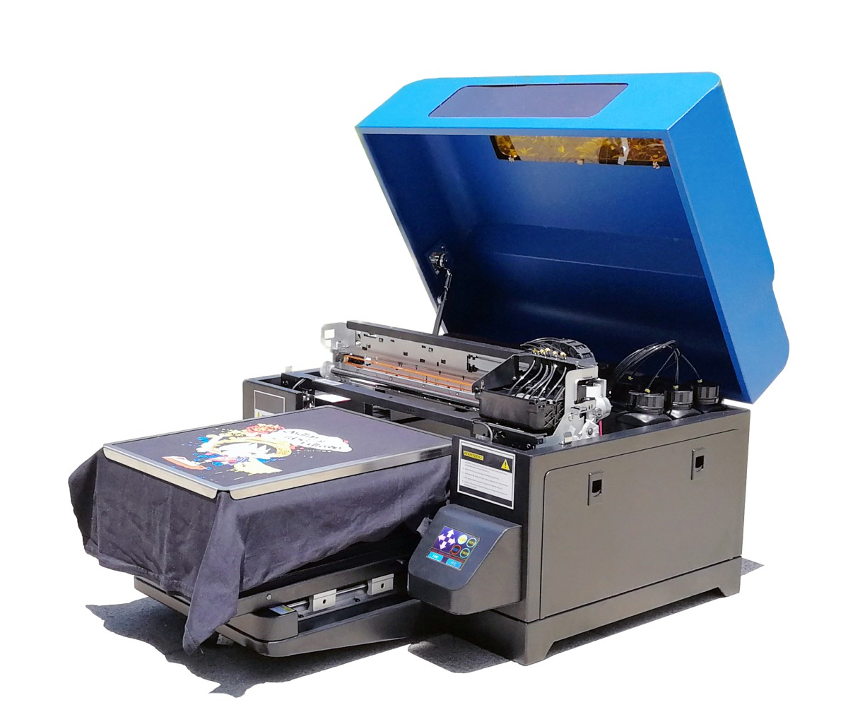 A3 DTG digital Inkjet t-shirt printer direct to garment t shirt printing machine