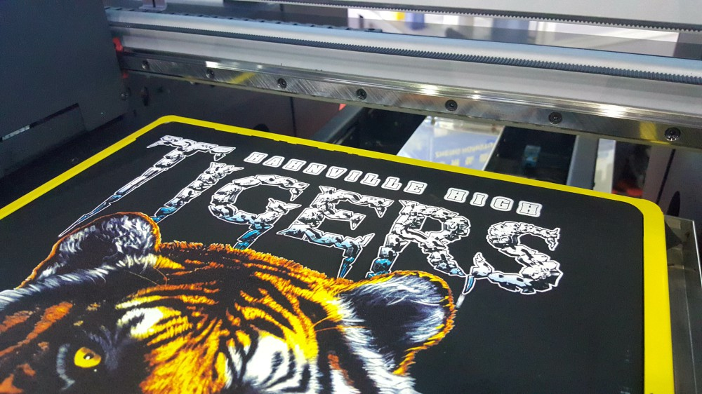 thena-jet direct to garment printing machine customized A2 t shirt printer6