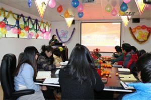 Enterprises and personnel training, 2015