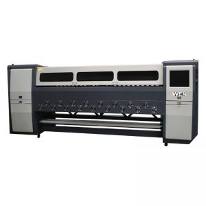 Good quality K3404I / K3408I Solvent Printer 3.4m heavy duty inkjet printer