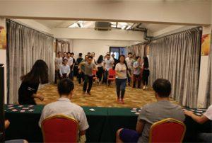 Indoor Expansion Activities, 2015