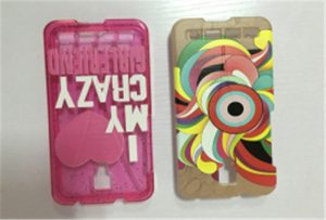 Mobile case samples by A2 UV WER-D4880UV