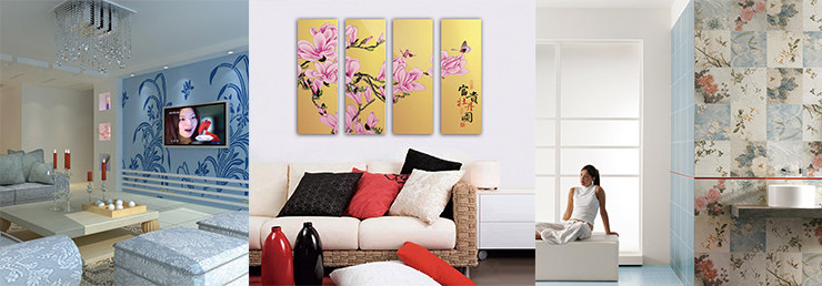 One-stop Home Decoration printing solution