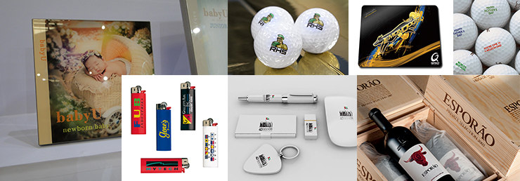 One-stop gift promotion printing solution