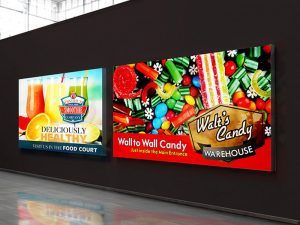 One-stop outdoor & indoor ad printing solution