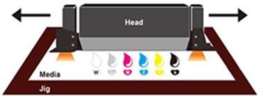 Lâmpadas de LED UV duplo padrão