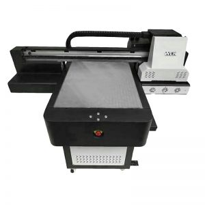 WER-ED6090T size A1 T-shirt flatbed printer