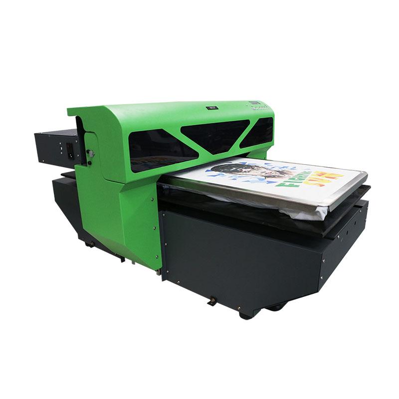 най-добро качество 8-цветен цифров A2 DTG принтер / A3 t ризи печат машина WER-D4880T