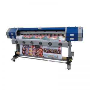 digital textile printer e jet v22 v25 sublimation machine with dx5 or E5113 print head WER-EW160