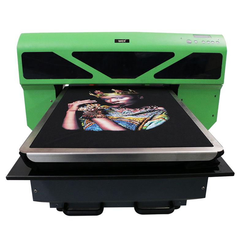 focus dtg printer for t-shirt printer machine WER-D4880T