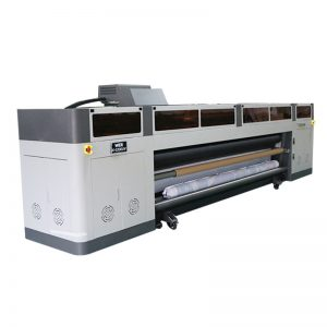 high resolution high speed digital inkjet printer machine with ricoh gen5 print head UV plotter WER-G-3200UV
