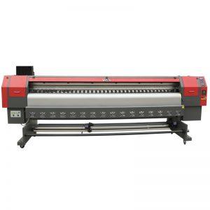 high speed 3.2m solvent printer,digital flex banner printing machine price WER-ES3202