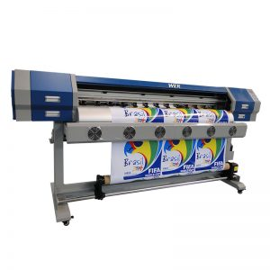 hot model vinyl personalized custom multicolor digital t shirt printing machine WER-EW160