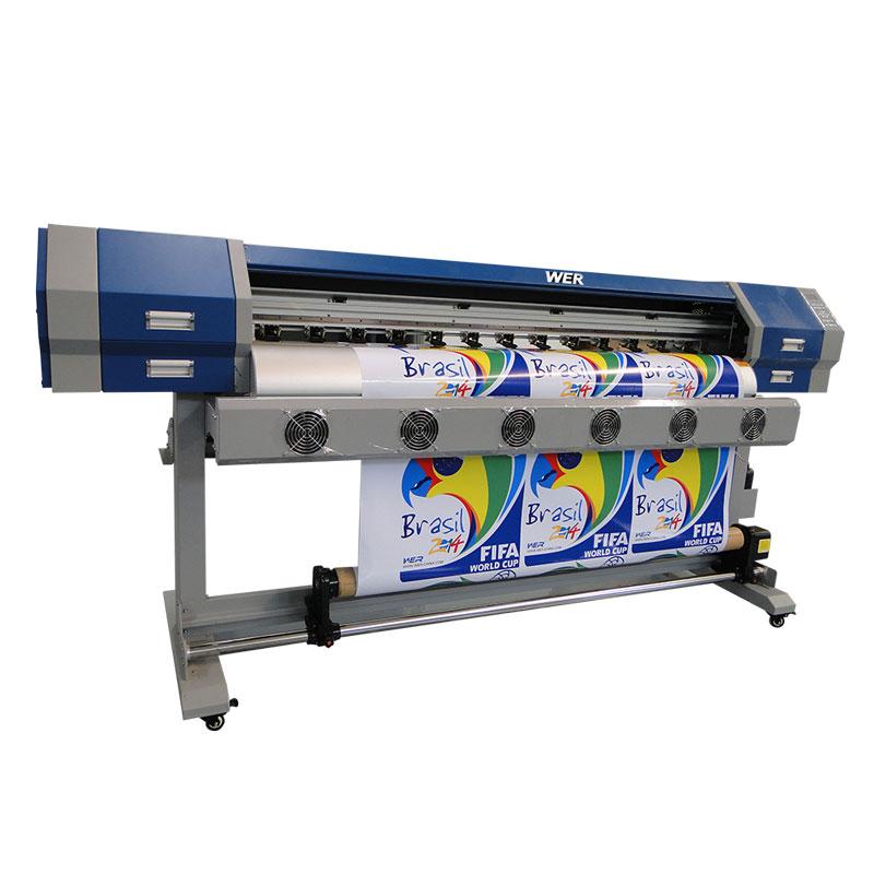 горещ модел винил персонализирани обичай многоцветни цифрова тениска печат машина WER-EW160
