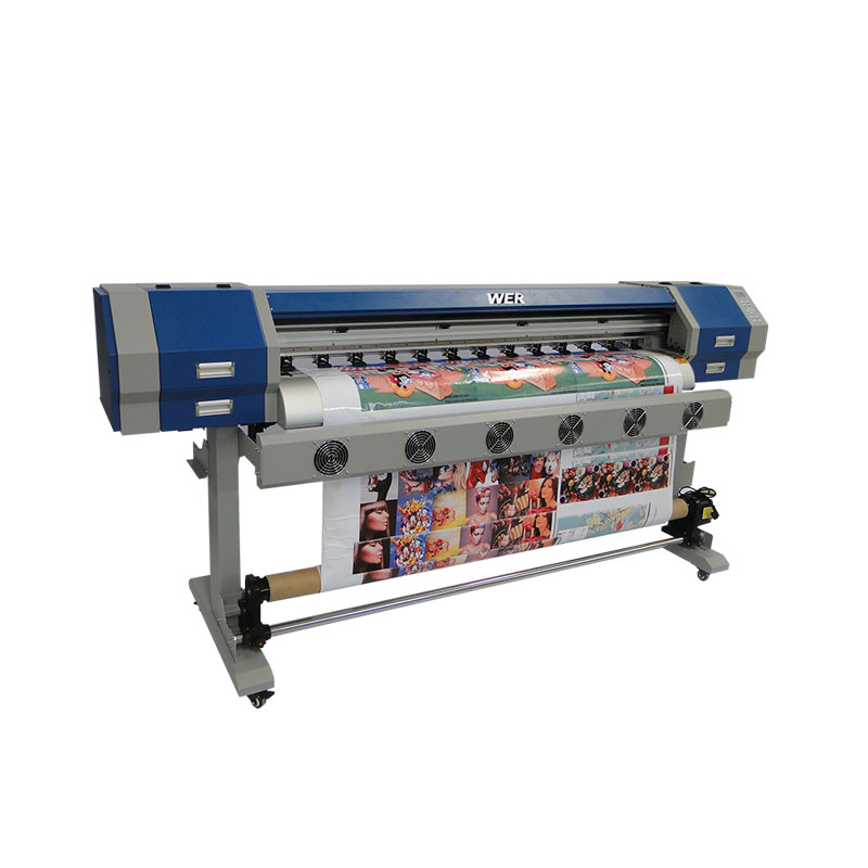 manufacturer best price high quality t-shirt digital textile printing machine ink jet dye sublimation printer WER-EW160