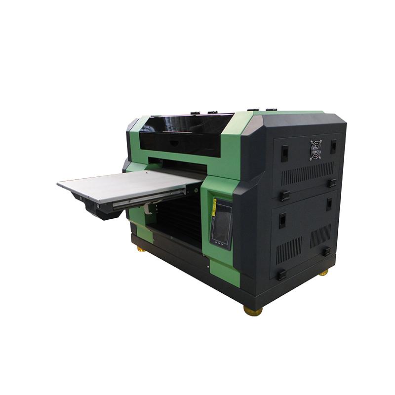 популярен A3 329 * 600 мм, WER-E2000 UV, плосък мастилено-струен принтер, принтер за смарт карти
