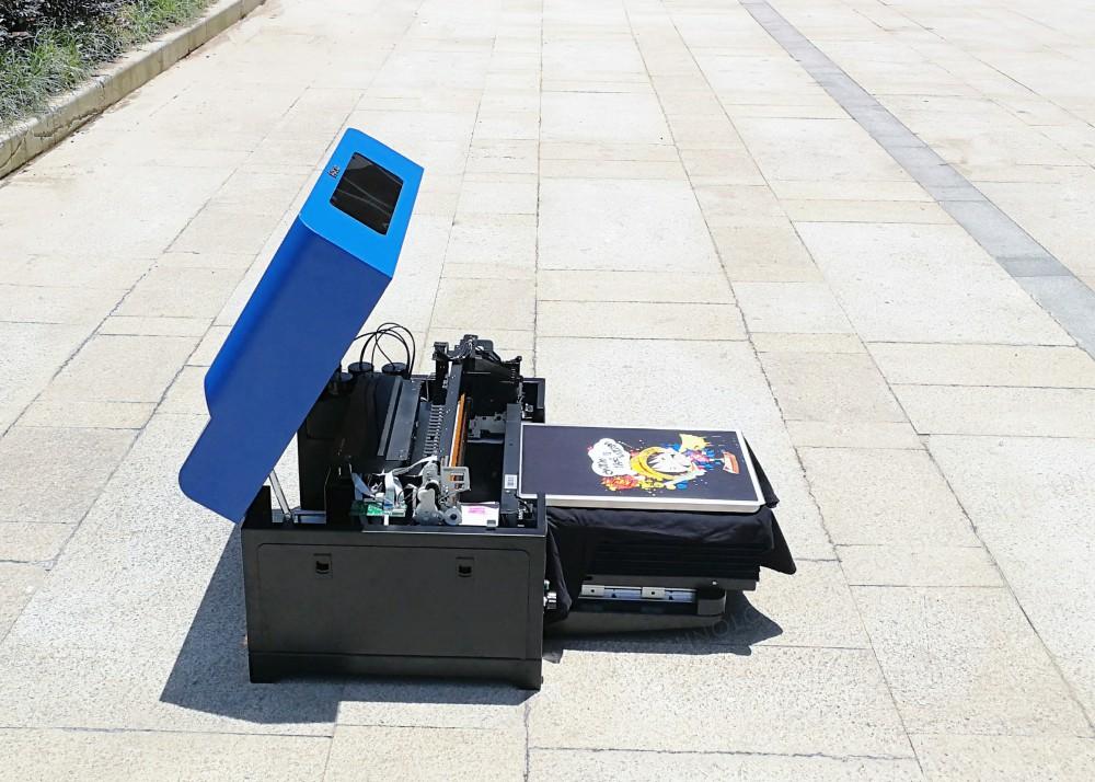 Drucker Maschine zum Drucken von mobilen Haut business3