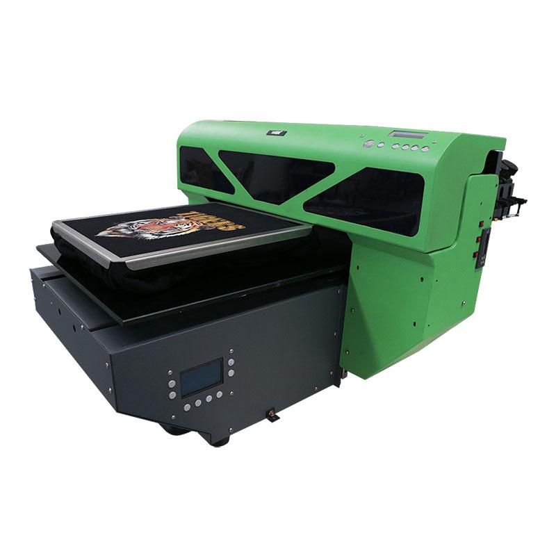 качество A2 dtg принтер Фабрична цена цифрова текстилна тениска печатна машина WER-D4880T