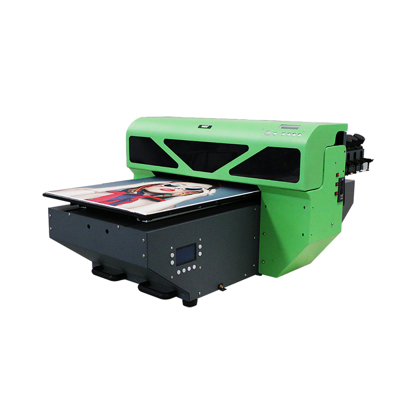 small A2 size DTG t shirts printer direct to garment WER-D4880T