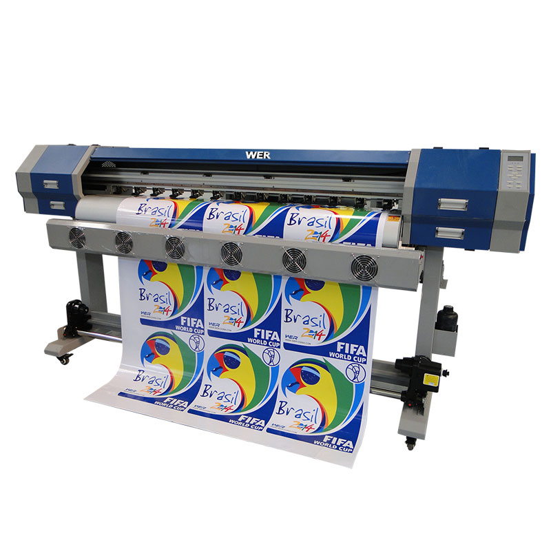 sublimatie transferpapier printer T-shirt sportwarenprinter WER-EW160