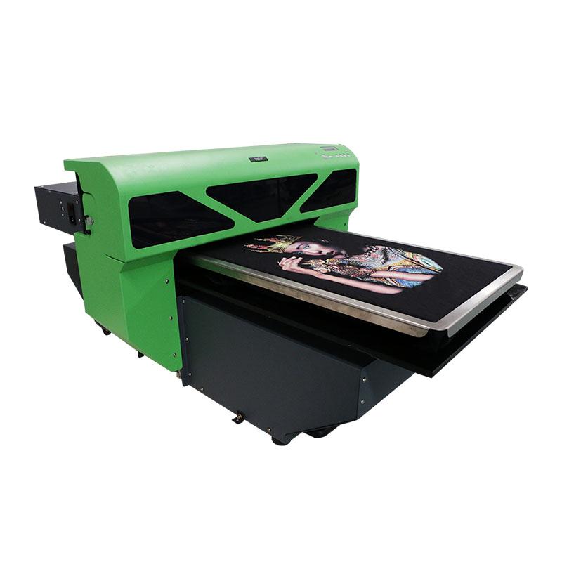 t-shirt печат машина цени в Китай WER-D4880T